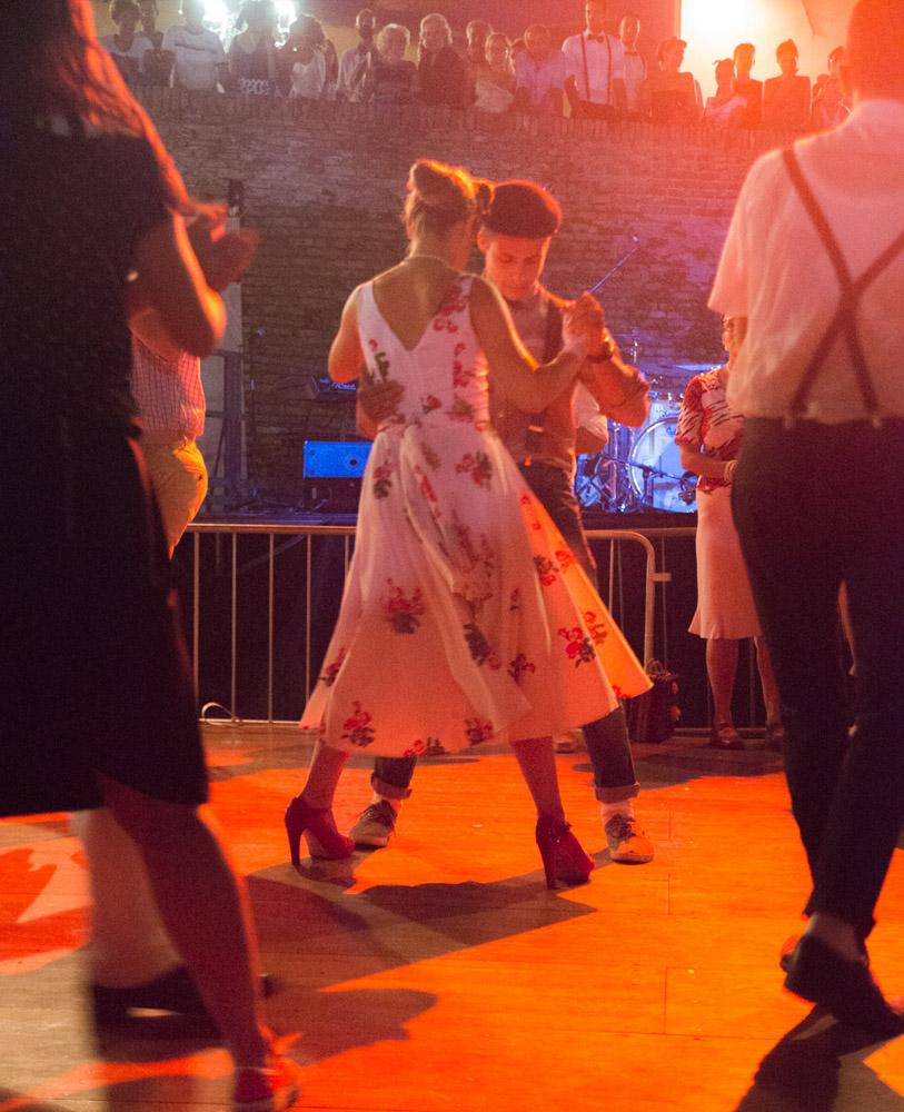 Summer Jamboree Senigallia balli anni 50