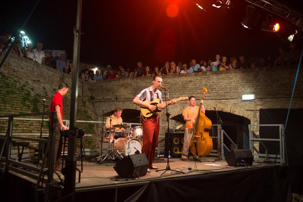 Summer Jamboree Senigallia concerti
