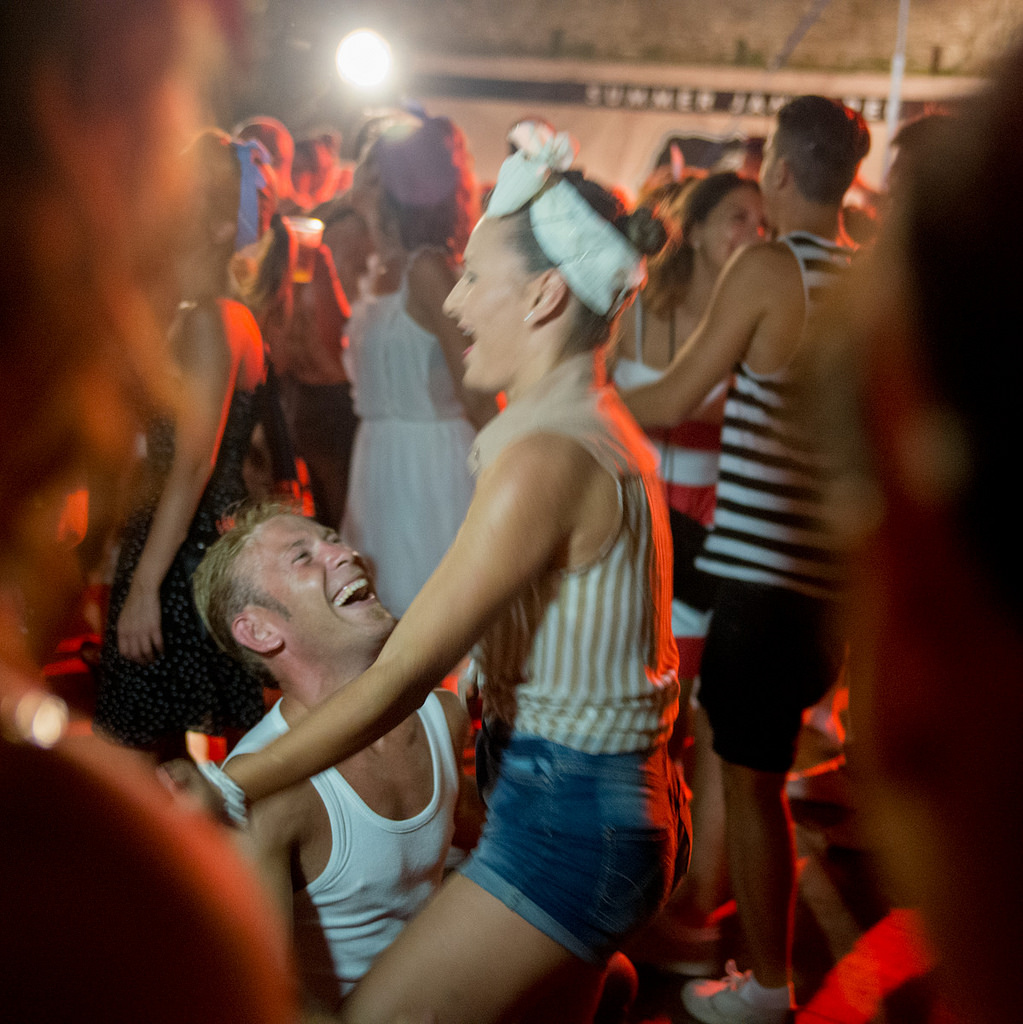 summer jamboree i balli