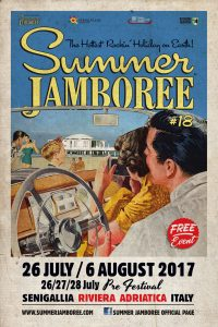 SUMMER JAMBOREE 2017